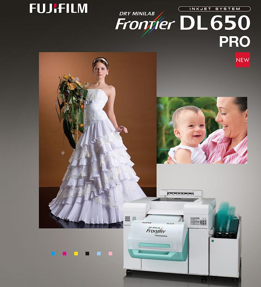 Fuji Frontier DL650